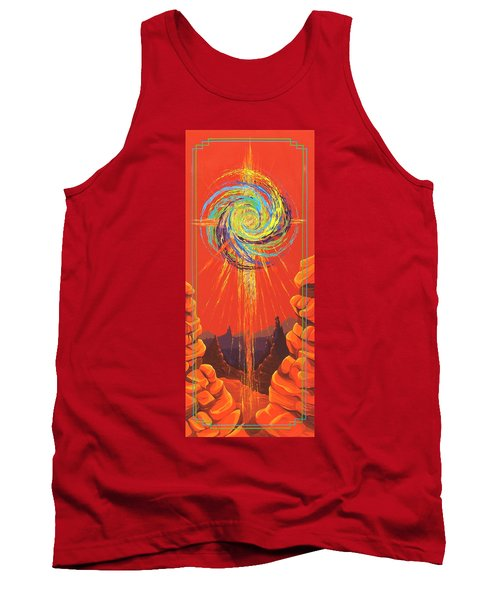 Star Of Splendor Tank Top