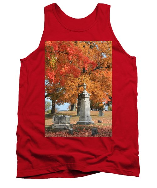 Sterling Ma Burial Ground Tank Top