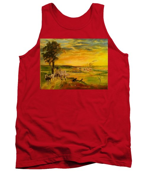 Story Tank Top