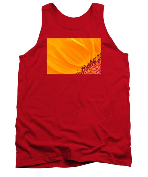 Tank Top featuring the photograph Stretching Out by Jim Carrell