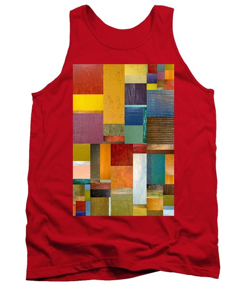 Strips And Pieces Ll Tank Top