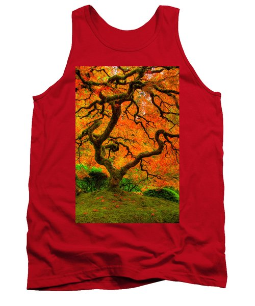 Tank Top featuring the photograph Structured Beauty by Dustin  LeFevre