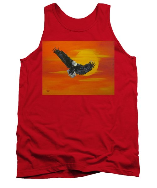 Sun Riser Tank Top by Wendy Shoults