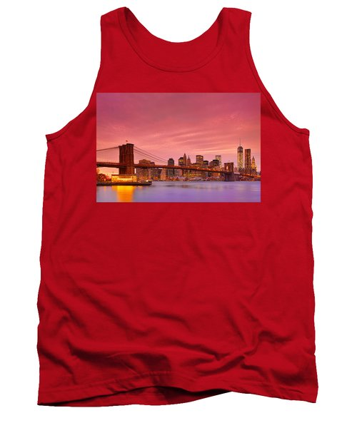 Sundown City Tank Top
