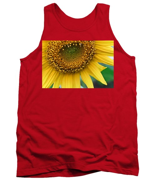Sunflower Smiles Tank Top