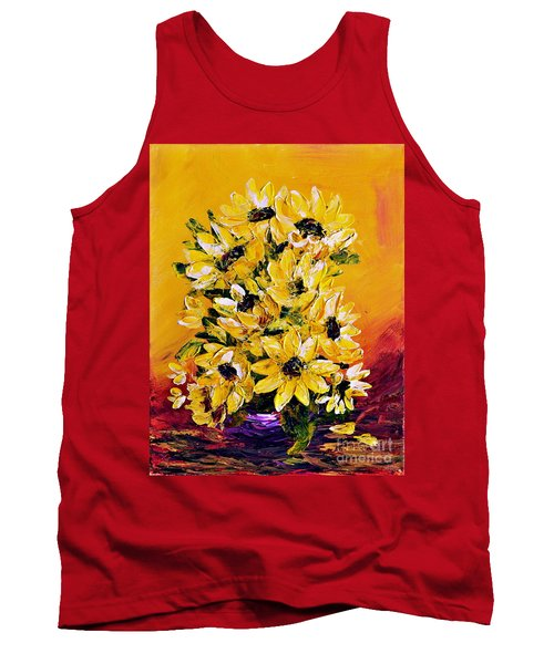 Sunflowers  No.3 Tank Top