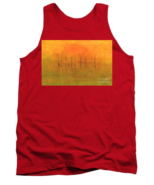 Sunrise On The Bay Tank Top