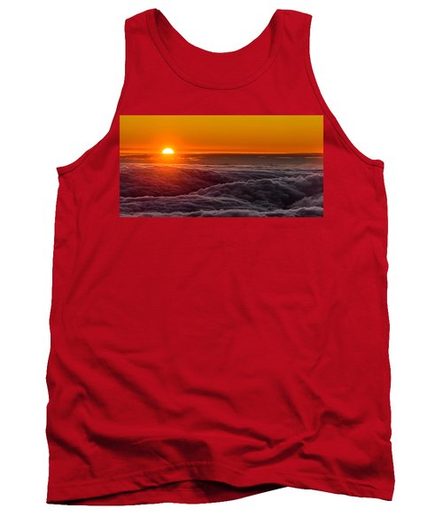 Sunset On Cloud City 1 Tank Top