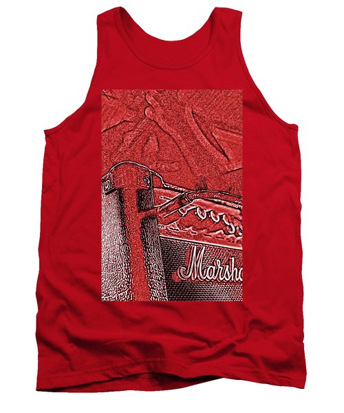 Super Grainy Marshall Tank Top