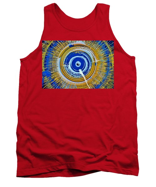 Super Nova Color Tank Top