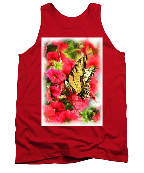 Sweet Swallowtail Tank Top