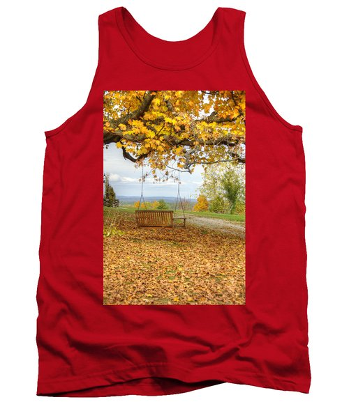Swing With A View Tank Top