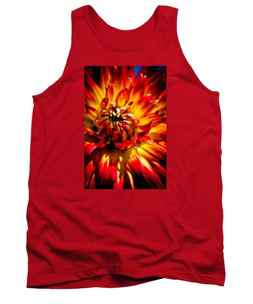 Tahiti Sunrise Tank Top