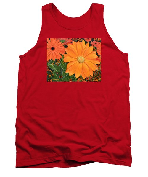 Tangerine Punch Tank Top