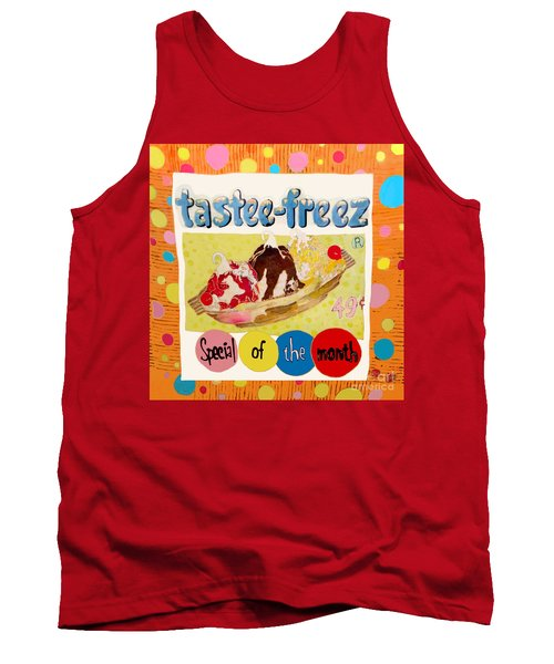 Tastee Freez Tank Top