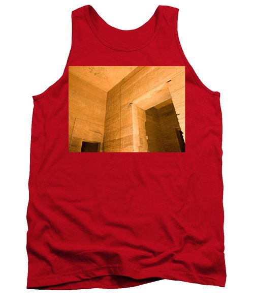 Temple Interior Tank Top