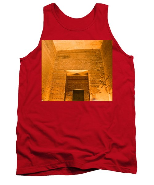 Temple Wall Art Tank Top