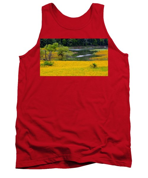 Tennessee Black-eyed Susan Field Tank Top