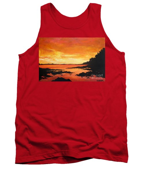 Tequila Sunset Tank Top