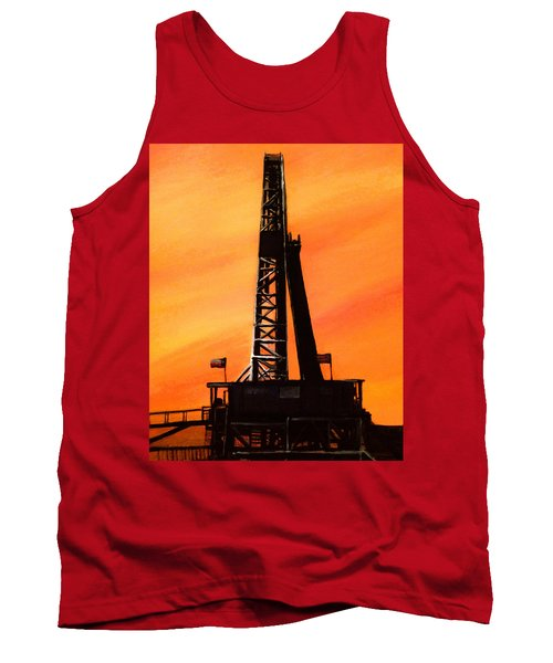 Texas Oil Rig Tank Top