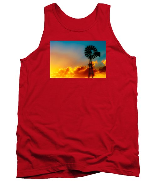 Texas Sunrise Tank Top