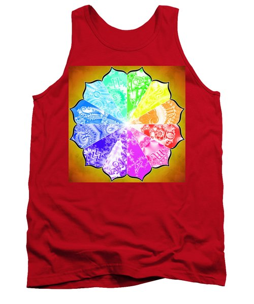 The Age Of Pisces Tank Top