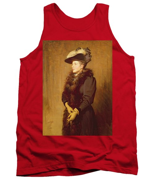 The Artists Wife, 1893 Tank Top