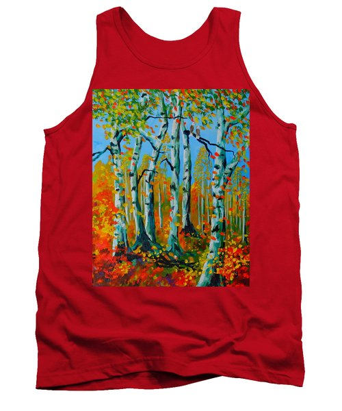 The Aspens Tank Top