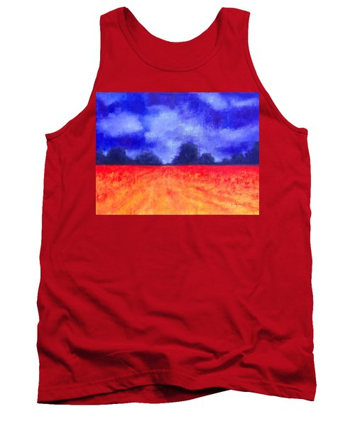 The Autumn Arrives Tank Top