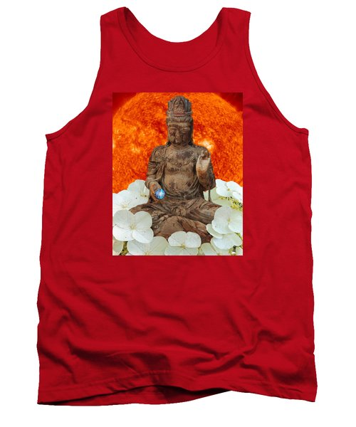 The Awakening  C2014 Tank Top by Paul Ashby