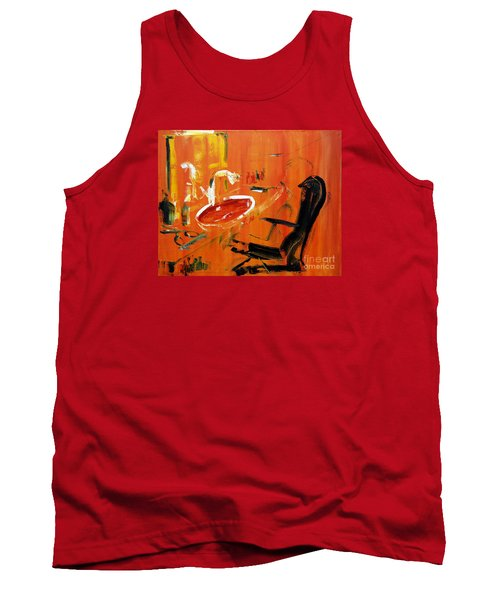 The Barbers Shop - 3 Tank Top
