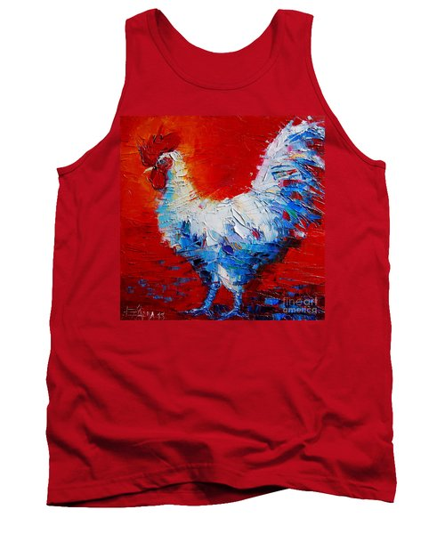 The Chicken Of Bresse Tank Top
