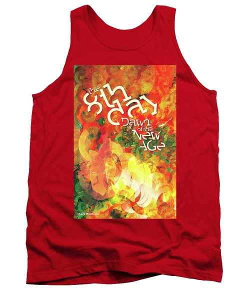 The Eighth Day Tank Top by Chuck Mountain