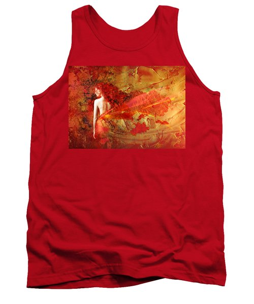 The Fire Within Tank Top