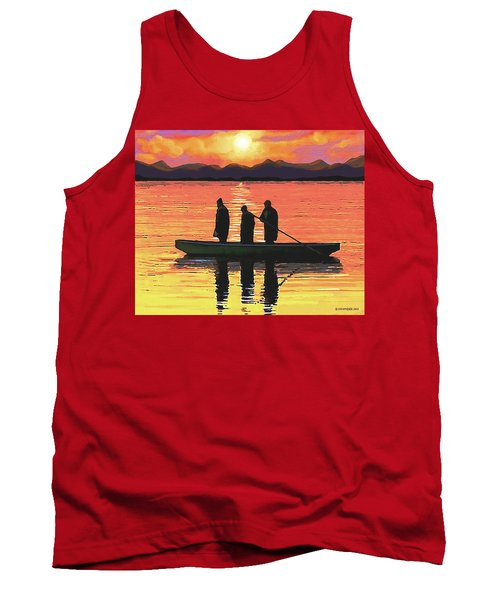 The Fishermen Tank Top