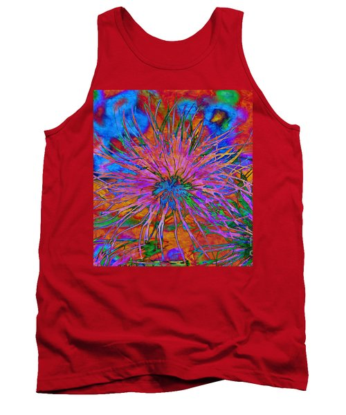 The Heart Of The Matter.. Tank Top by Jolanta Anna Karolska