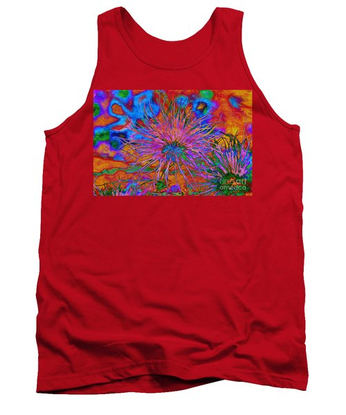 The Heart Of The Matter.. Tank Top