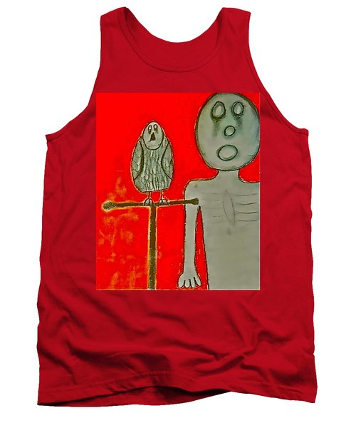 The Hollow Men 88 - Bird Tank Top