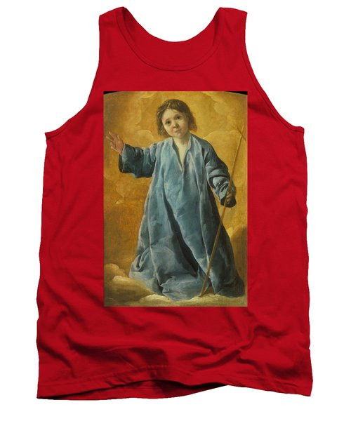 The Infant Christ Tank Top