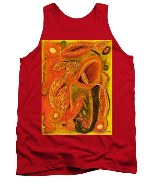The Mirage Tank Top