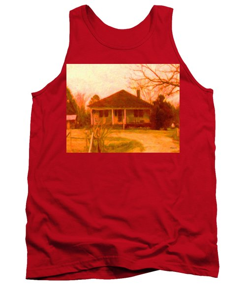 The Old Home Place Tank Top by Rebecca Korpita