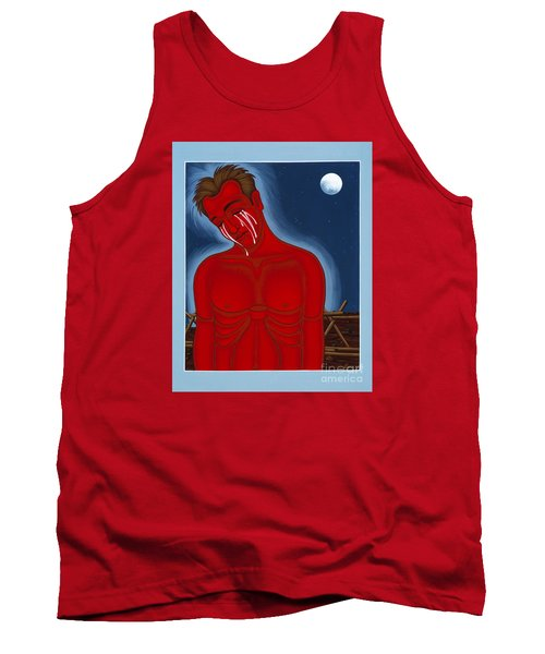 The Passion Of Matthew Shepard 096 Tank Top by William Hart McNichols