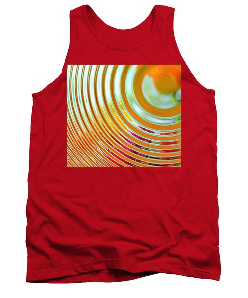 The Ripple Effect Tank Top by Mary Machare