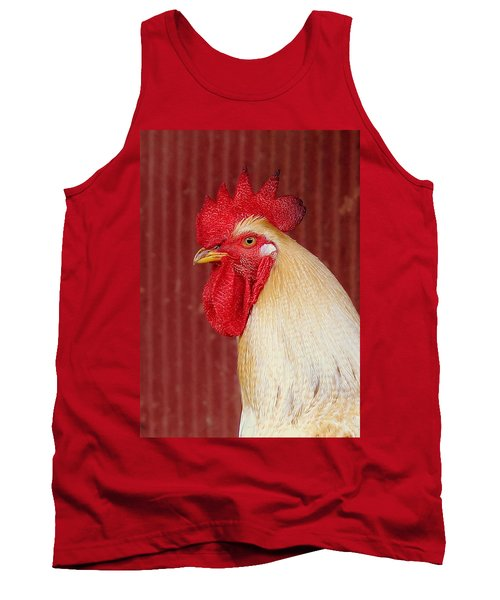The Rooster Tank Top