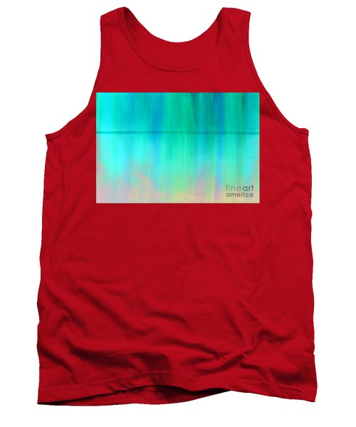 The Thin Red Line Tank Top