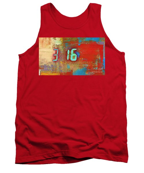 The Ultimate Sacrifice Tank Top by Robert ONeil
