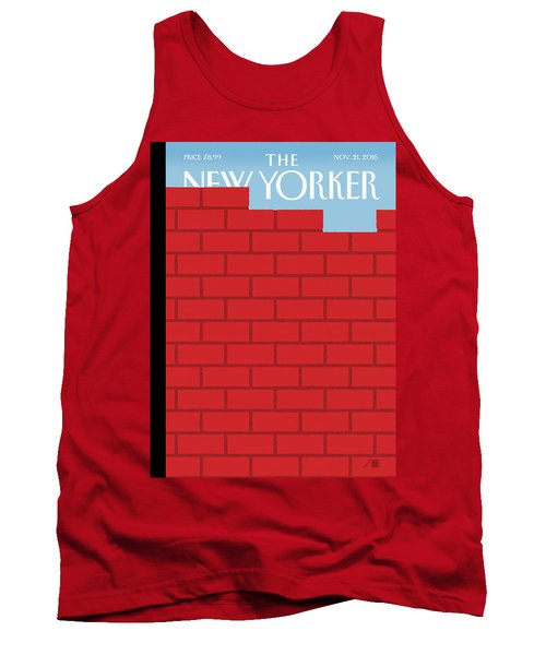 The Wall Tank Top