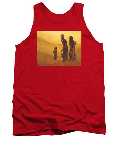 The Way - Aliyah Tank Top