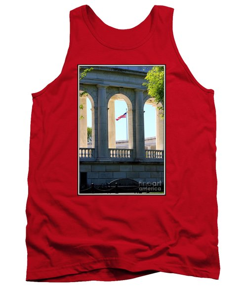 Time To Reflect Tank Top by Patti Whitten