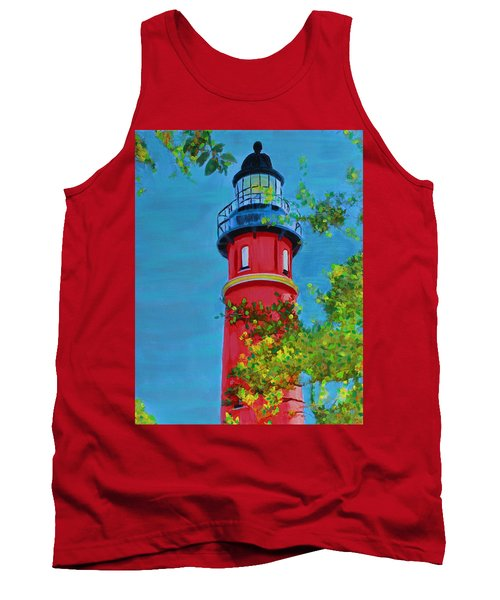 Top Of The House Tank Top